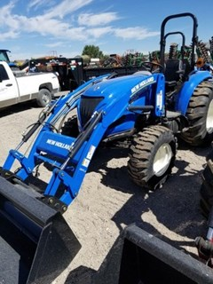 Front End Loader Attachment For Sale 2018 New Holland 260TLA2