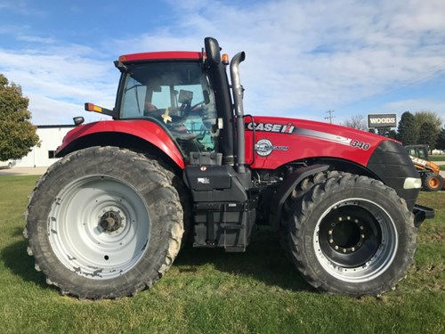 Tractor For Sale:  2013 Case IH MAG 340