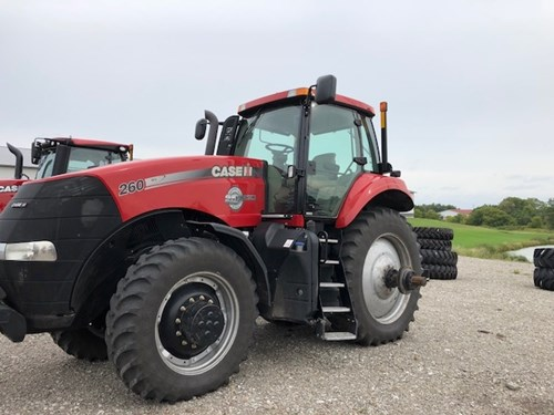 Tractor For Sale:  2013 Case IH MAG 260 , 260 HP