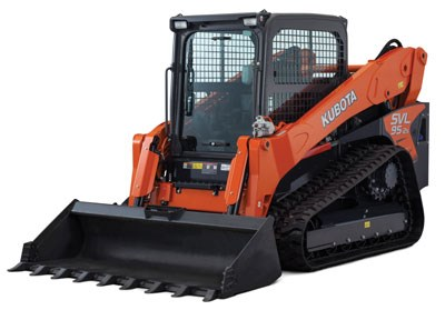 2019 Kubota SVL95-2 Skid Steer-Track For Sale