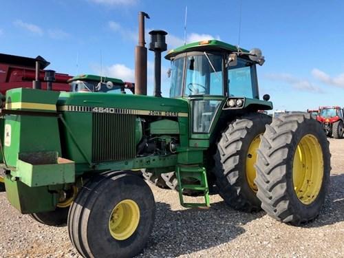 Tractor For Sale:  1981 John Deere 4640