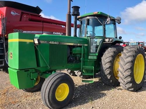 Tractor For Sale:  1982 John Deere 4640 , 155 HP