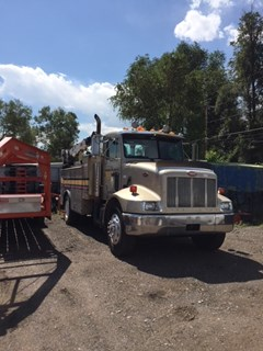 Service Truck For Sale 2000 Peterbilt 300