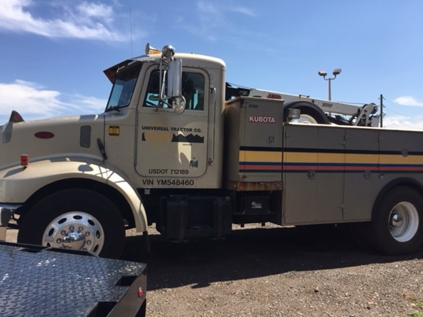 2000 Peterbilt 300 Service Truck For Sale » Denver, CO