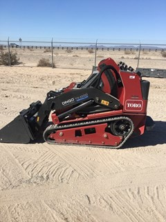 Compact Loader-Stand On :  Toro TX 1000