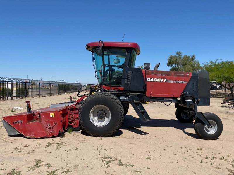 Case WD2303 Windrower-Self Propelled For Sale