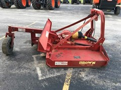 Rotary Cutter For Sale:  1998 Brown TCF2625