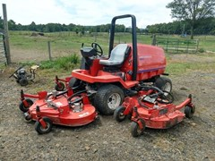 Riding Mower For Sale Jacobsen HR-5111