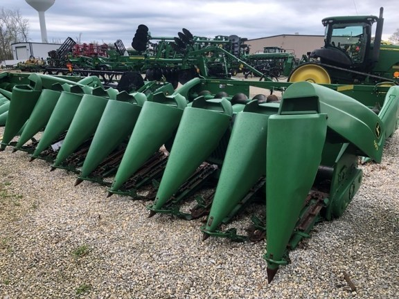 2002 John Deere 893 Header-Corn For Sale