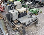 Riding Mower For Sale: 2002 Dixie Chopper XWD2600-60, 25 HP