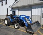 Tractor For Sale: 2010 New Holland Boomer35, 35 HP