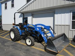 Tractor For Sale:  2010 New Holland Boomer35 , 35 HP