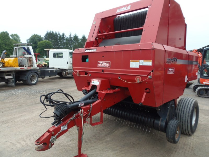 Case IH RBX461 Baler-Round For Sale