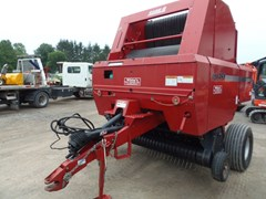 Baler-Round For Sale Case IH RBX461