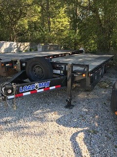 Equipment Trailer For Sale 2014 Load Trail TD22
