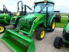 Tractor For Sale 2016 John Deere 3039R , 39 HP