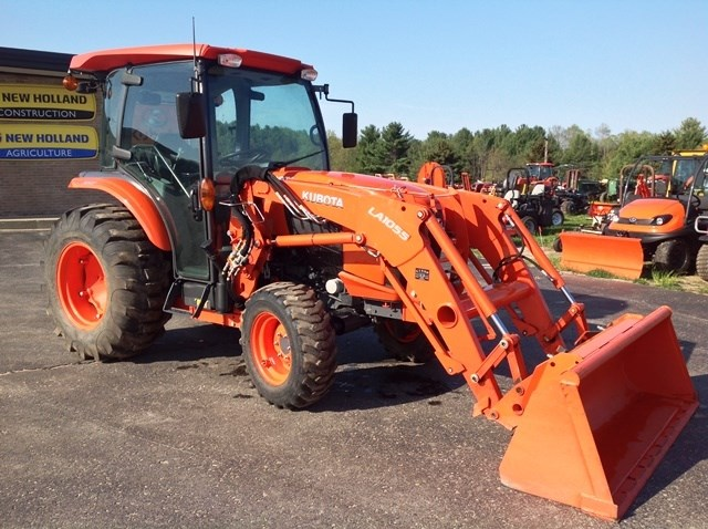 2014 Kubota L6060HSTC Tractor For Sale