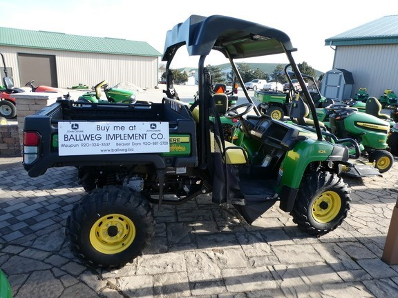 2014 John Deere XUV 625I GREEN Utility Vehicle For Sale
