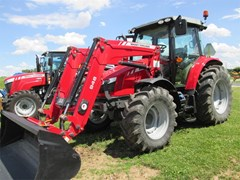 Tractor For Sale 2015 Massey Ferguson 5612 , 115 HP