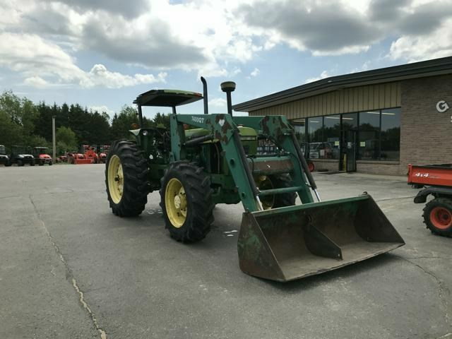 1988 John Deere 2955 Tractor For Sale