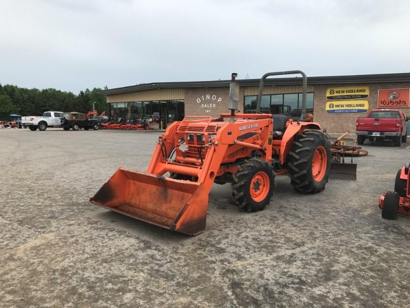 1986 Kubota L3350MDT Tractor For Sale