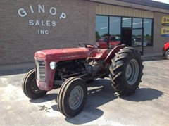 Tractor For Sale:  1959 Ferguson TO35 DELUXE , 36 HP