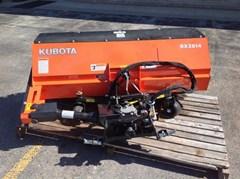 Sweeper For Sale:  2017 Kubota BX2814
