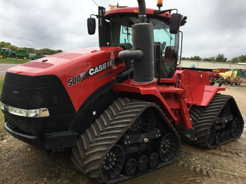 2016 Case IH Steiger 500 Tractor For Sale