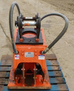 Plate Compactor For Sale:  2018 NPK C-4C