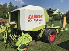 Baler-Round For Sale 2002 CLAAS Rollant 255