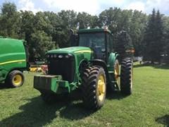 Tractor For Sale 2002 John Deere 8220 , 190 HP