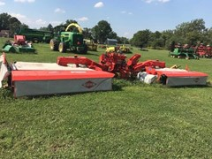 Mower Conditioner For Sale Kuhn Triple Mowers
