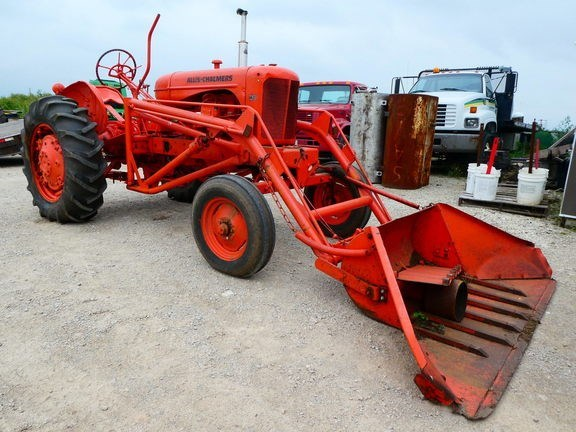 Allis Chalmers WD Tractor For Sale