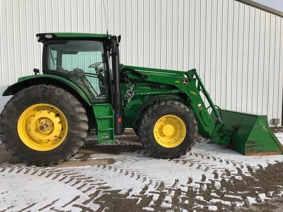 2013 John Deere 6140R Tractor For Sale