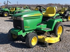 Riding Mower For Sale 2004 John Deere GX345 , 20 HP