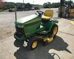 Riding Mower For Sale: 1997 John Deere 345, 20 HP