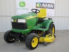 Riding Mower For Sale 2012 John Deere X729 , 27 HP