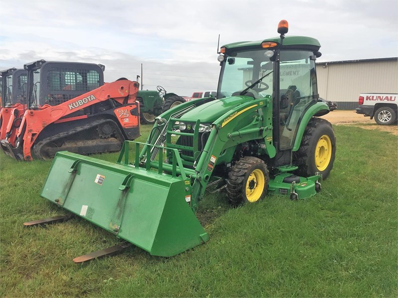 John Deere 3720 Tractor For Sale
