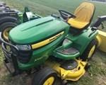 Riding Mower For Sale: 2009 John Deere X540, 26 HP