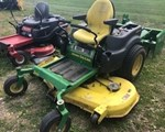Riding Mower For Sale: 2008 John Deere Z465, 27 HP