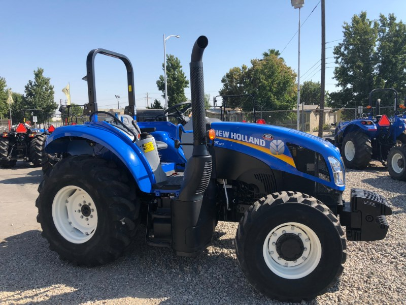2020 New Holland T5.120DC Tractor For Sale