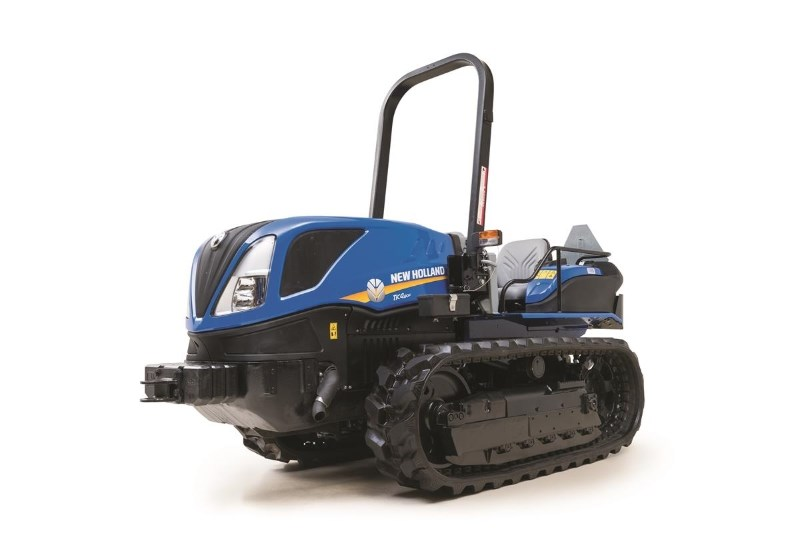 2018 New Holland TK4.80V Tractor For Sale