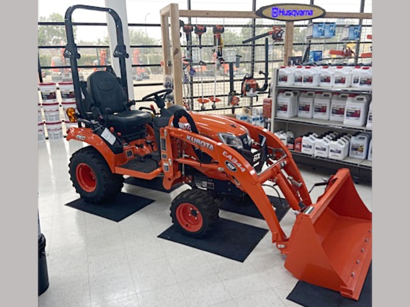 2018 Kubota BX2380RV Tractor For Sale