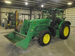 Tractor For Sale 2015 John Deere 6125R , 125 HP