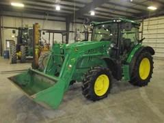 Tractor For Sale 2015 John Deere 6125R , 125 HP