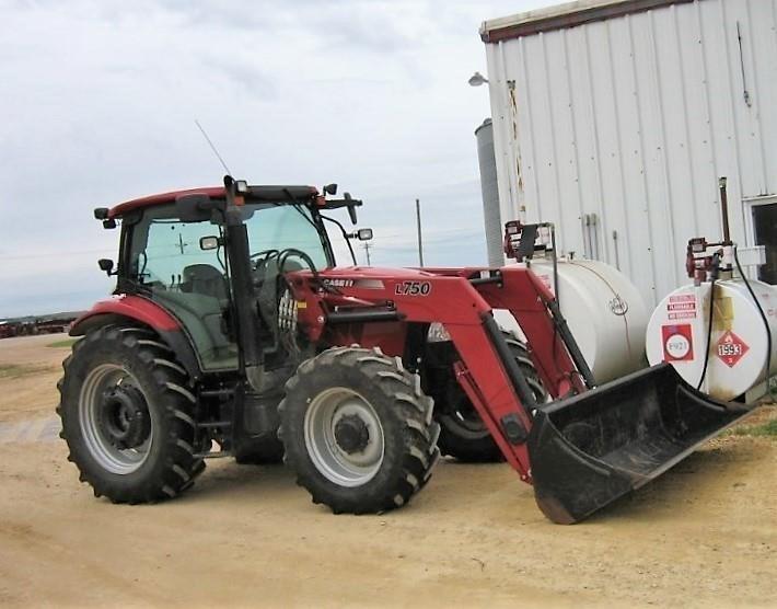 2011 Case IH MAXXUM 125 Tractor For Sale