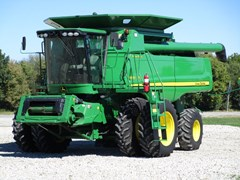 Combine For Sale 2010 John Deere 9570S