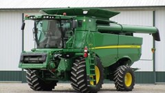 Combine For Sale 2018 John Deere S770-