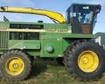 Forage Harvester-Self Propelled For Sale: 1998 John Deere 6650
