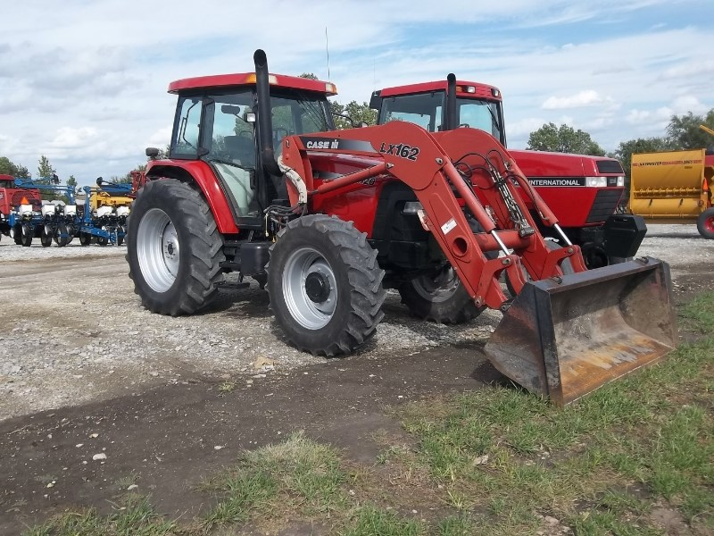 2004 Case IH MXM120 Tractor For Sale